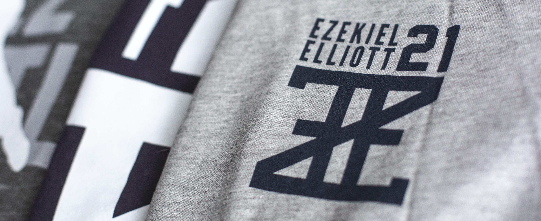 All zeke shirts