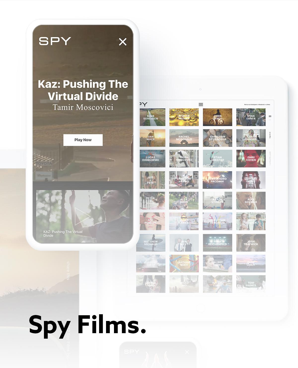 Spy Films
