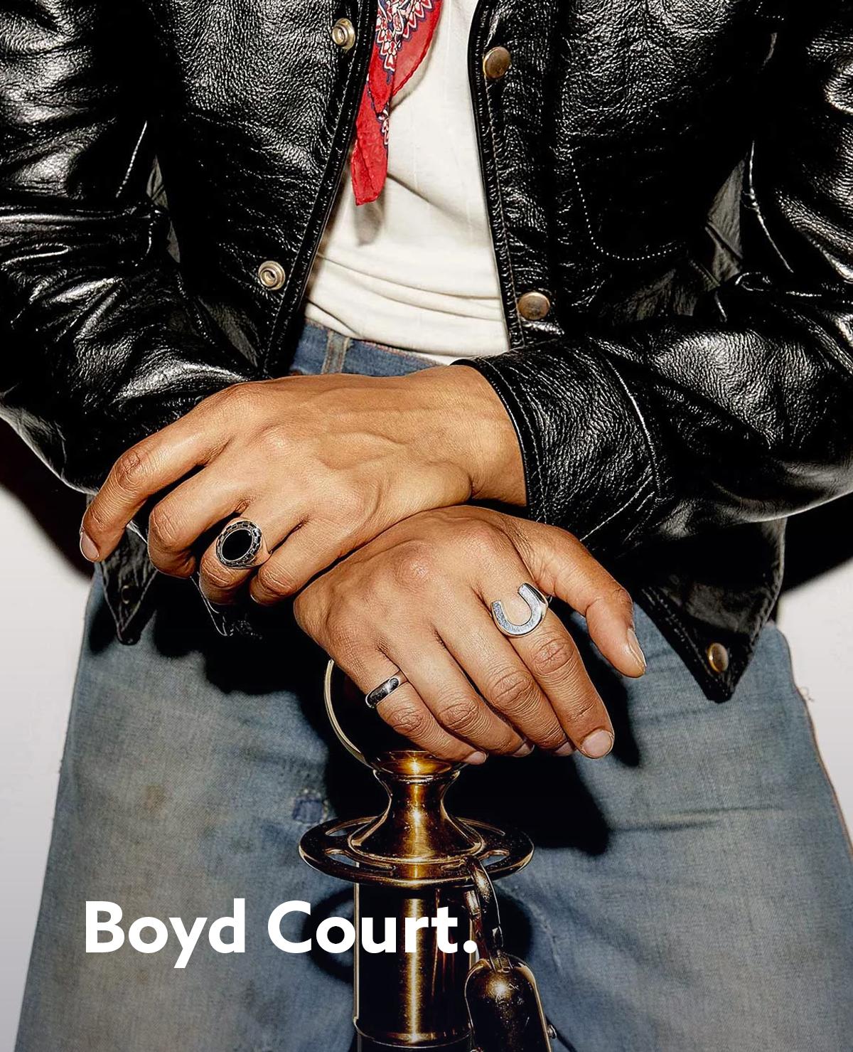 Boyd Court